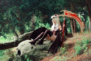 Vola Latir from Wakfu by dandlit