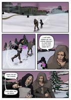 Snakeblade page 39 by SnakebladeComic