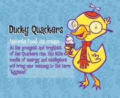 Ducky Quackers by Hobbit1978