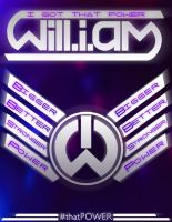 Will.i.am Contest Submission by alexrotondo