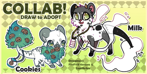 :Collab Draw to Adopt(Winners announced): by PrePAWSterous