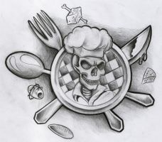 Evil chef by WillemXSM