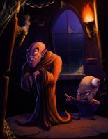 Nosferatu and the little by nemesis222
