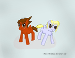 The Toughest Little Colts In Town by Animeboye