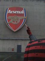 This is ARSENAL poke by royswordsman