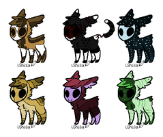 Masked Adoptables - Closed by x-Adoptables-x