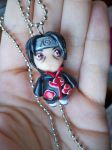 Itachi Necklace by BunnyCheerleader