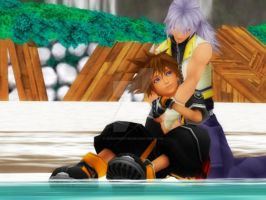 Tag-SoRiku by SoraPreston