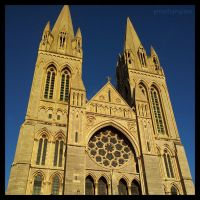 Truro Cathedral by greychampion