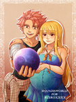 Nalu commission by Shandisworld