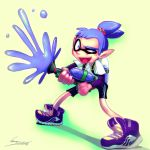 Splatoon guy by Imoon90