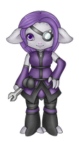 Guild Wars 2: Asura by armacasio