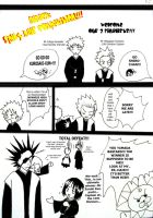 Bleach: SPIKY HAIR COMPETITION by YukiNoHana