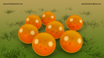 The Dragon Balls by seancantrell