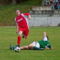 Sliding Tackle II by thereisnoband