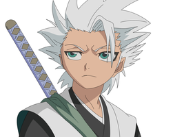 Bleach - Hitsugaya Toushirou by damasktear
