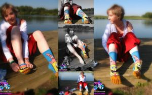 Chaussettes-Socks-Ge-01 by Chaussette-Coolsocks