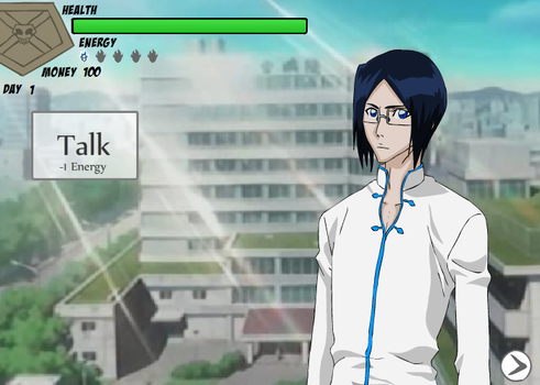 Preview4: Bleach dating sim by FreakinMi