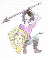 Immah Huntress Now. by xxBookworm