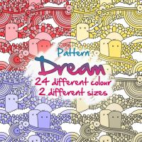 Dream - Collection of Patterns by wrebble