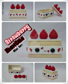 Strawberry ShortCake Mini Box by SongAhIn
