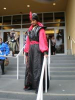 Jafar of AFO 2012 by Mariogal