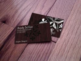 Business Card : Brady S. by br8086