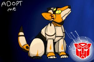 jetfire adopt by twood5