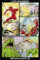 Man Of The Hour Preview Page 15 by THEjesusmarquez