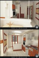 Kitchen by Semsa