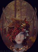 Spirit of Autumn by Nikulina-Helena