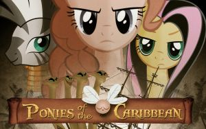 Ponies of the caribbean 16:10 by ekkkkkknoes