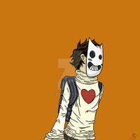 Zacharie (again) by dragonholder411
