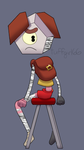 TAWoG - -angrily sits on a stool- by tuffgirl66