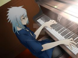music is the key.. by xXSawakoXx
