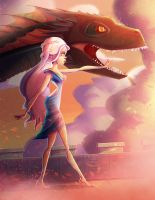Mother of Dragons by GrizzlySlippers
