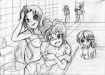 Bath fun sketch by Thurosis