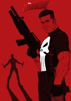 The Punisher by sia1965pak
