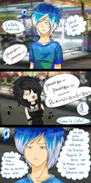 AiH-:: mini comics :: C + D :: alter-egos:: by bachadark93