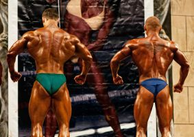 Bodybuilding competition 05 by vishstudio