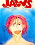 Rin's Jaws by inkstainkat15