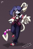 Squigly-wiggly by Spyhedg