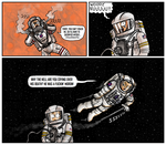 Mission to Mars vs The Martian (SPOILERS) by killb94