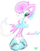 New Character - SweetPop :3 by AdiPrower94