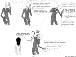 Therapy Sessions with Slender #3 by Aviatre