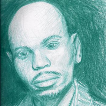 Dave Chappelle by LCNarwhal