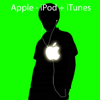 Ipod ads Album Cover by MangaFalzy