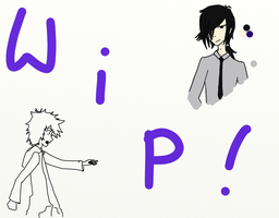 Chapter 6 WIP! by ariahdawn