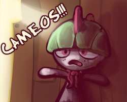 More M7 Present Cameos - Roar or Whirlwind: CLOSED by JKSketchy