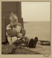 Young worries by Possy73